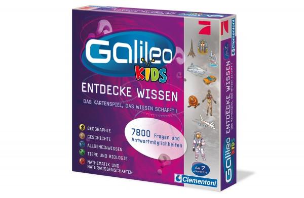Galileo Kids – Das große Wissens-Quiz