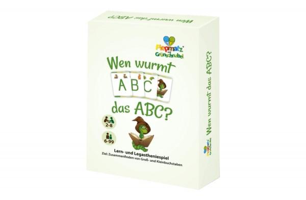Wen wurmt das ABC?