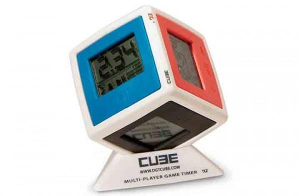 CUBE– Zeitmesser für Gesellschaftsspiele