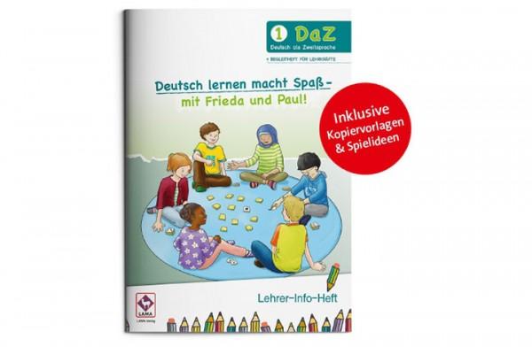 DaZ – Lehrer-Info-Heft