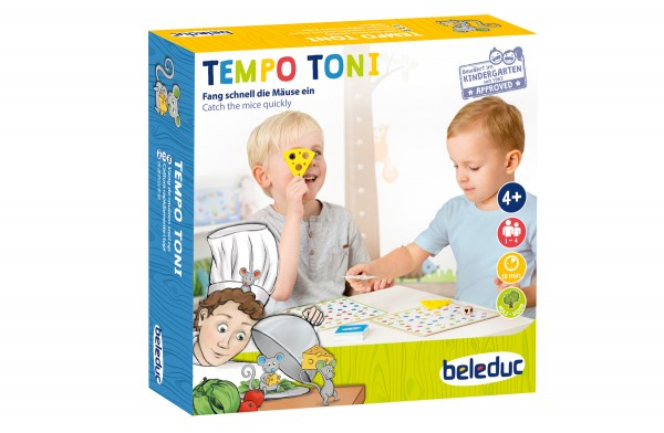 Lernspiel | Tempo Toni