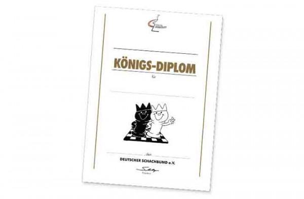 Schach – Königs-Diplom