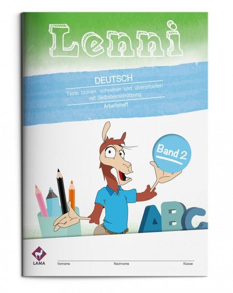 Deutsch Lenni | Band 2 - Arbeitsheft