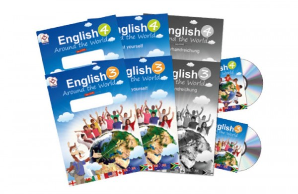 English Around the World – Schnupperpaket