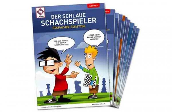 Der schlaue Schachspieler – Heft 1 - 10