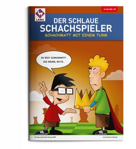 Der schlaue Schachspieler – Heft 5