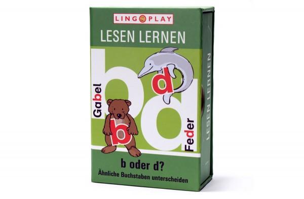 b oder d? - Ähnliche Buchstaben