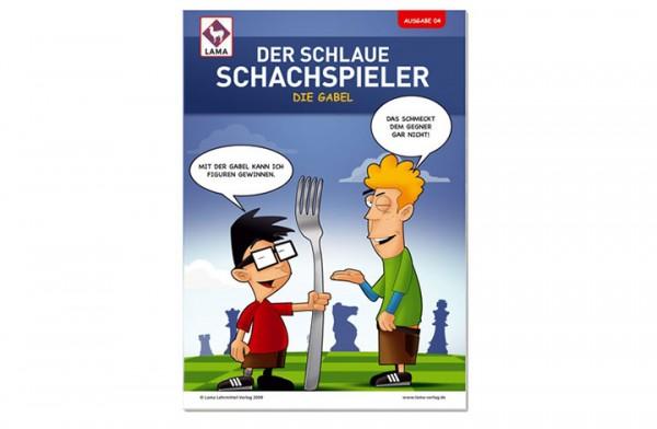 Der schlaue Schachspieler – Heft 4