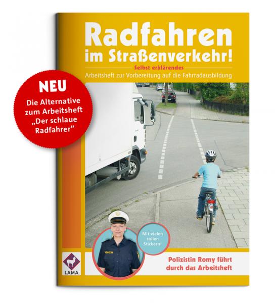 Radfahren im Straßenverkehr - Arbeitsheft