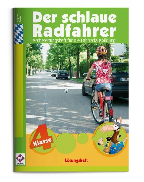 Der schlaue Radfahrer – Lösungsheft (BAYERN)