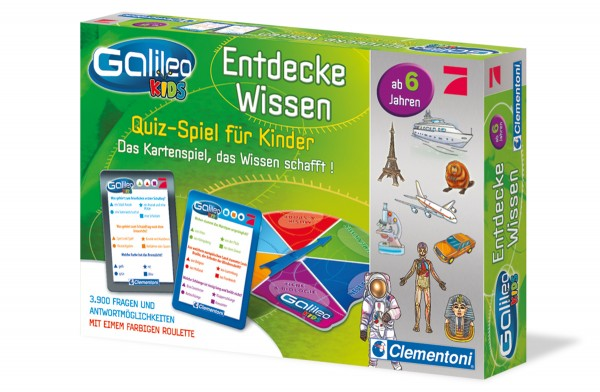 Galileo Kids – Wissens-Quiz