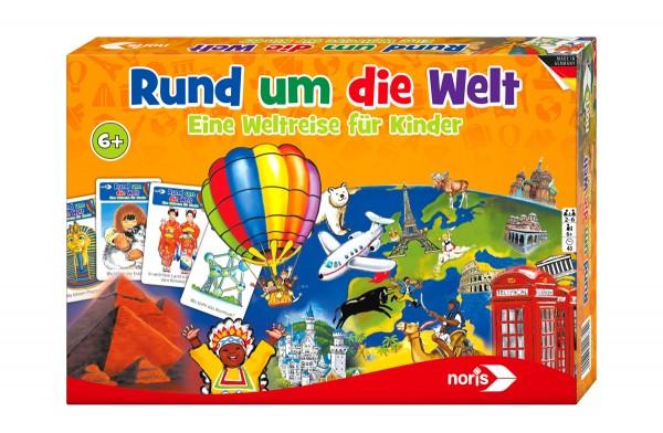 Lernspiel | Rund um die Welt