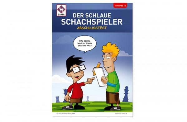 Der schlaue Schachspieler – Heft 10