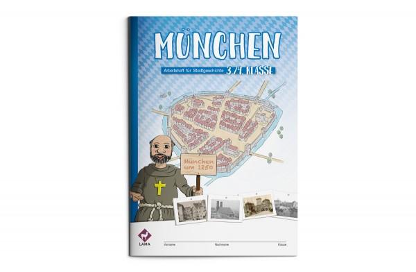 Stadtgeschichte München – Arbeitsheft