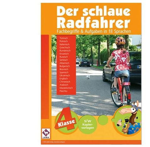 Der schlaue Radfahrer – Übersetzungsheft/Kopiervorlage