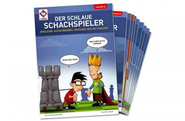 Der schlaue Schachspieler – Heft 2 - 11