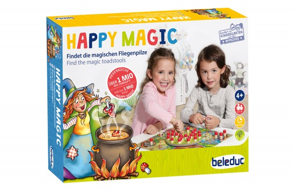 Happy Magic – Hexenküche
