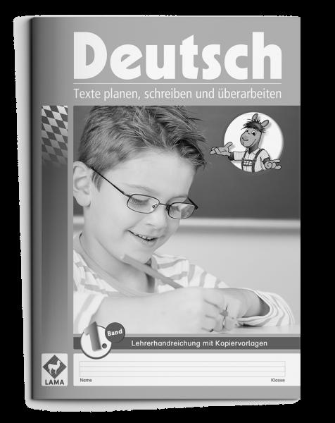 Deutsch Lenni | Band 1 - Lehrerhandreichung (Bayern)