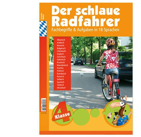 Der schlaue Radfahrer – Übersetzungsheft/Kopiervorlage (BAYERN)