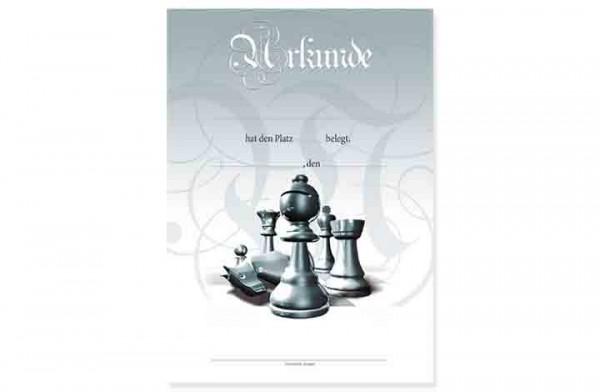 Schach-Urkunde