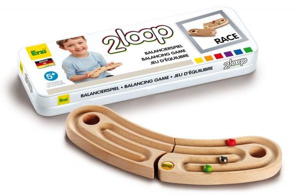 Lernspiel | 2loop Race