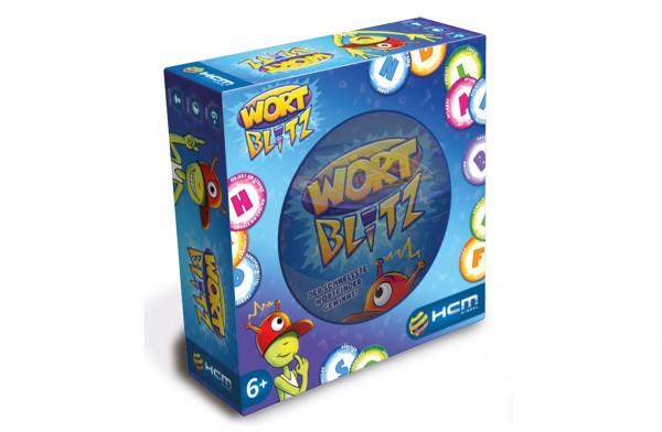 Wortblitz - Kartenspiel