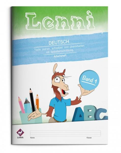 Deutsch Lenni | Band 1 - Arbeitsheft
