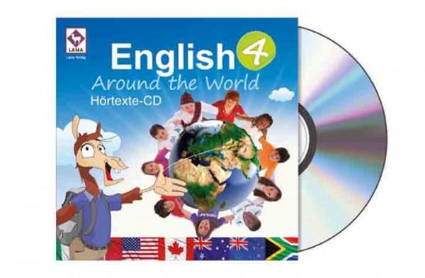 English Around the World 4 – Hörtexte-CD
