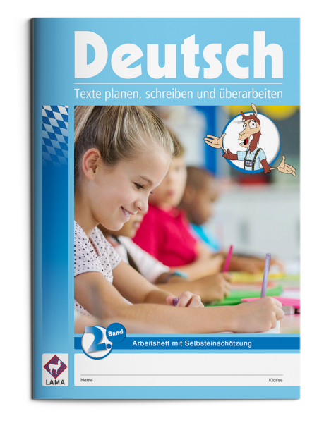 Deutsch Lenni | Band 2 - Arbeitsheft (Bayern)