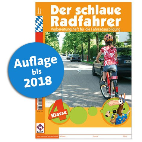 Der schlaue Radfahrer – Arbeitsheft (BAYERN)