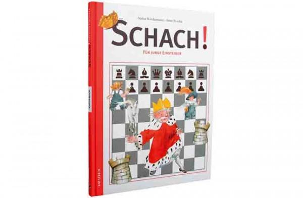 Schachbuch! Für junge Einsteiger