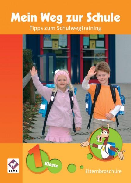 Mein Weg zur Schule – Infobroschüre