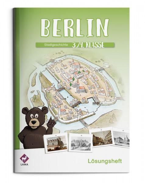 Stadtgeschichte Berlin   Lösungsheft