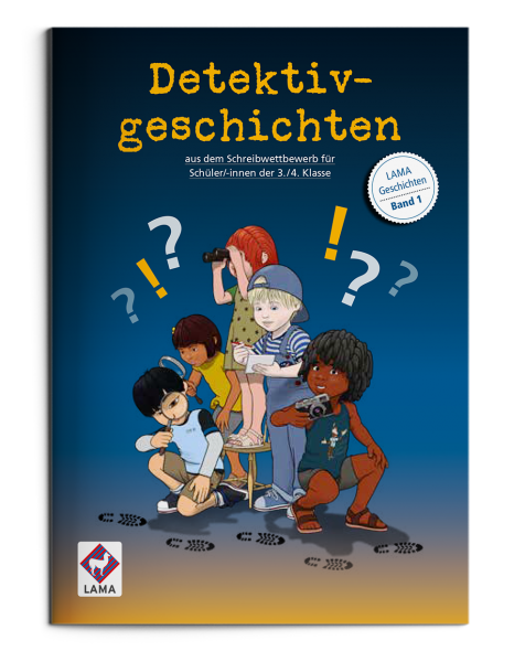 Detektivgeschichten-Buch   Band 1