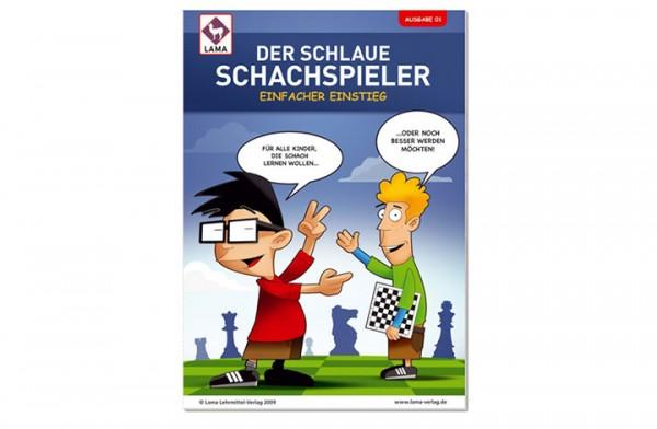 Der schlaue Schachspieler – Heft 1