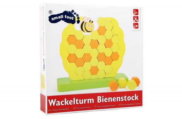 Lernspiel | Wackelturm Bienenstock