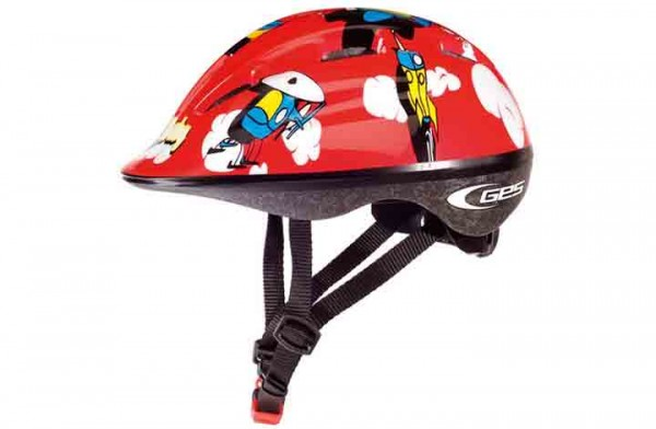 "Helm GES KID ""Air red"""