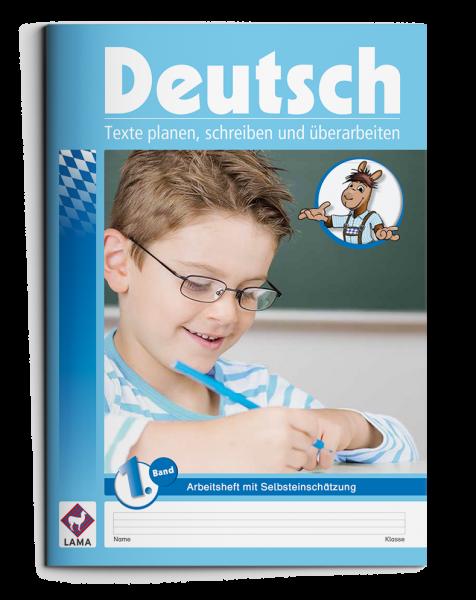 Deutsch Lenni | Band 1 - Arbeitsheft (Bayern)