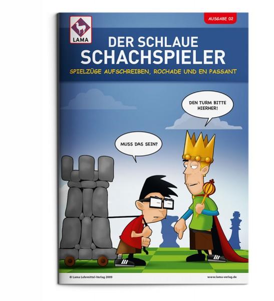 Der schlaue Schachspieler – Heft 2
