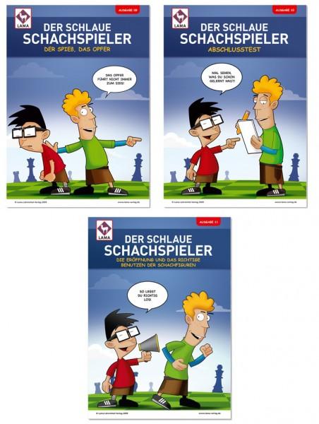 Der schlaue Schachspieler – Heft 9 - 11