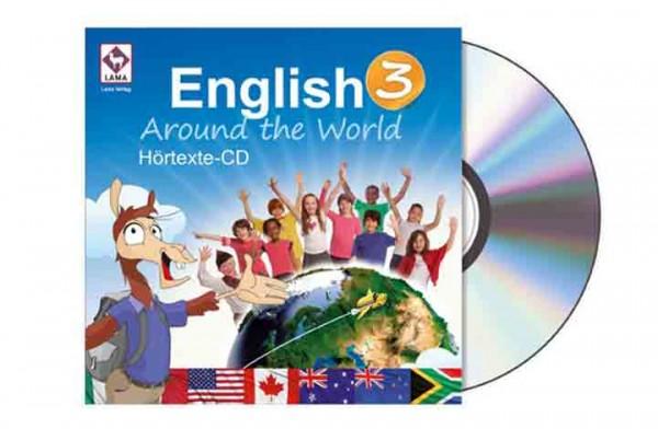 English Around the World 3 – Hörtexte-CD