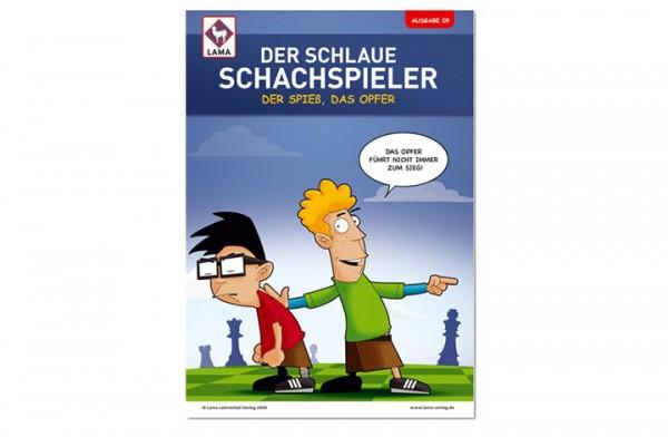 Der schlaue Schachspieler – Heft 9