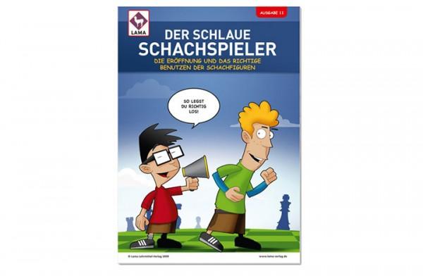 Der schlaue Schachspieler – Heft 11