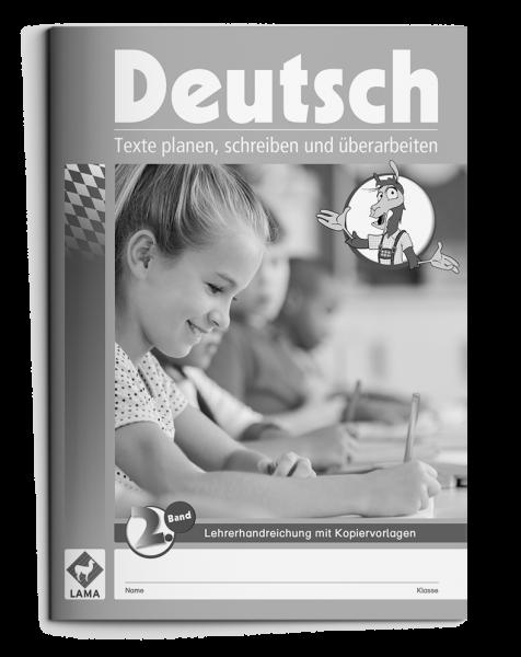 Deutsch Lenni | Band 2 - Lehrerhandreichung (Bayern)