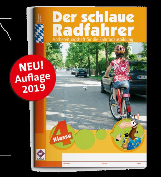 Der schlaue Radfahrer – Arbeitsheft (BAYERN - Auflage 2019)