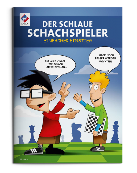 Der schlaue Schachspieler – Kostenlose Infobroschüre